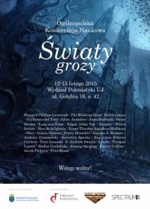 ŚG15 Plakat